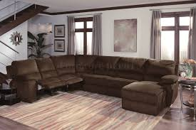 trendy leather sectional sofa recliner 4 awesome with 16 for your in leather sectional with chaise