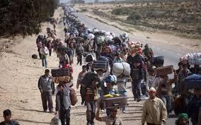 Resultado de imagen de refugiados sirios en europa