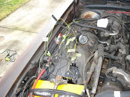 my two door crown victoria aka the brown blob page  this is a wire that was not found on any wiring diagrams i had so i d it unknown it was on the same ring terminal as the rear defrost but had