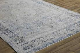rugs america cambridge tan blue area rug