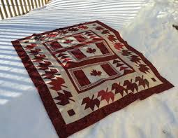 The Cuddle Quilter: Quilt of Valour & I had heard about the program a few years ago and started hoarding a  collection of red fabrics to use. When I found some Northcott Stonehenge Oh  Canada 4 ... Adamdwight.com