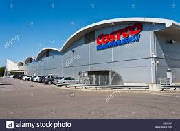costco whole stock photos costco whole stock images alamy exterior of discount whole supermarket costco reading berkshire uk stock
