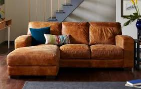 brown leather sofas. Plain Leather GXD Caesar Left Hand Facing Chaise End Sofa Outback Inside Brown Leather Sofas C