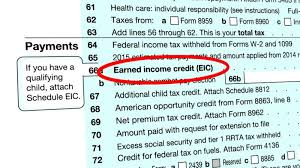 Earned Income Child Tax Credit Chart The Earned Income Tax Credit May Help You Get The Biggest Refund