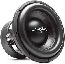 Buy Skar Audio VXF-12 D4 12 3000 Watt Max Power Dual 4 Ohm Competition Car  Subwoofer Online in Indonesia. B077GZ3BR3