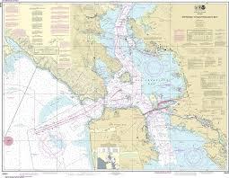 Noaa Nautical Chart 18649 Entrance To San Francisco Bay