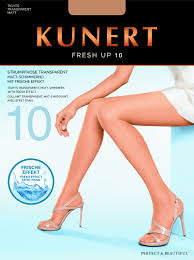 Details About Kunert Fresh Up 10 Denier Sheer Slight Shimmer Odour Neutralising Cooling Tights