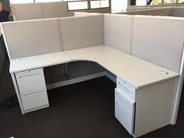 Office cubicle Minecraft Used 6x6 Cubicle By Allsteel Thesynergistsorg New And Used Office Cubicles At Total Office Online