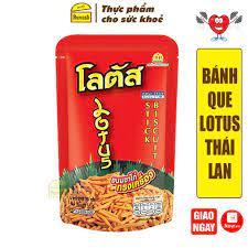 Bánh Snack Que Cọng Thái Lan - Bim Bim Ăn Vặt Que Thái Lan - Bánh Kẹo Thái  Lan - Đồ Ăn Vặt Thái Lan - Ruvask chính hãng 8,000đ