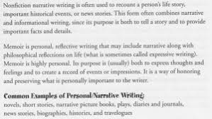 high school personal narrative essay examples  high school 12 personal narrative essay narrative essays nirop org personal narrative