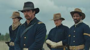 movie review  hostiles review brutal western puts christian bale in path of violence grace