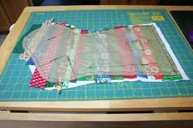 Quilt-As-You-Go Christmas Stocking Tutorial – Part One – Super Mom ...