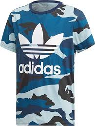 adidas Originals Kids Boy's Camo Tee (Little Kids/Big ... - Amazon.com