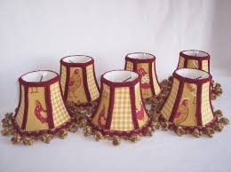 lighting primitive lamp shades for chandeliers country chandelier