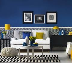Modern Blue And Yellow Living Room YouTube Best Blue Living Rooms Interior Design