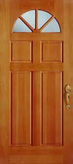 exterior solid douglas fir sunburst glass above 4 panel grocery sliding doors united center doors