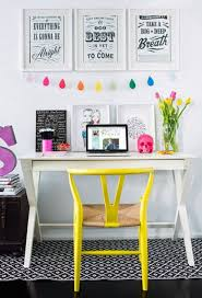 appealing office decor themes engaging. modren themes home office with yellow accents on appealing office decor themes engaging 3