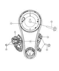 2002 Dodge Intrepid Timing Chain Diagram