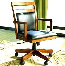 excellent wood chair parts wood office chair wood office chair high back antique swivel desk chair
