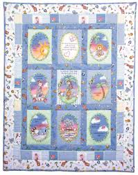 How To Make a Baby Quilt Blanket: 9 Patterns & Quilt Blocks ... & Free baby quilt patterns should incorporate adorable images and inspiring  words, so be sure to add your own personal touches. Adamdwight.com