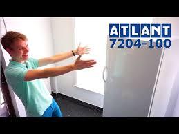 Морозильник <b>АТЛАНТ</b> 7204-100, что скрывается внутри ...