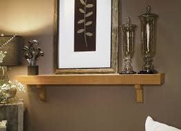 Bellemy Wood Mantel Shelf ...