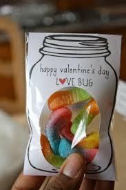 Cutest Valentine's idea with a mason jar! #valentinesday, Since my love bug  loves gummy worms almost as … | Valentine day love, Valentines diy,  Valentine's day diy