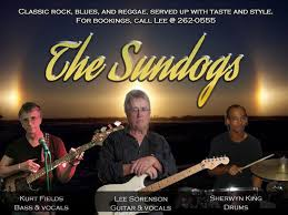 The Sundogs Live at Limegrove Water Courtyard - What's On In Barbados  2018-01-14 to 2018-01-28