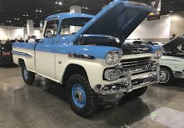 Highboy, Apache, and More: Trucks Are Taking Auctions By Storm ...