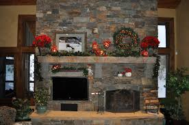 awesome fireplace mantels for fireplace decorating ideas stone fireplace mantels with stone wall and