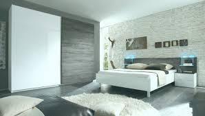 Schlafzimmer Modern Einrichten In Weiß Und Grau Mit Alpina Feine At