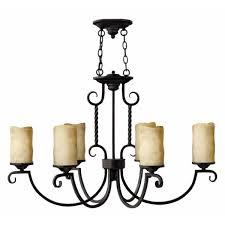 olde black hinkley lighting chandelier