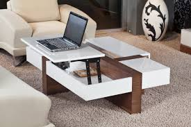 ... Modern Coffee Table With Storage ...