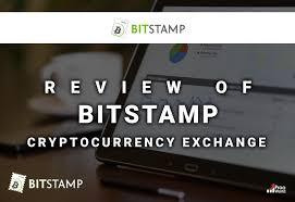review of bitstamp exchange