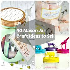 Mason Jar Decorating Ideas For Christmas Canning Jar Decor Idea Painted Mason Jars With Daisies Mason Jar 100