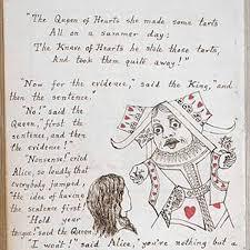 Lewis Carroll Alice in Wonderland 1