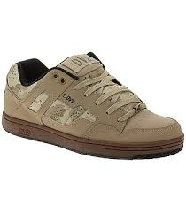 Dvs Size Chart Shoes Dvs Enduro 125 Tan Camo Gum Nubuck Men S