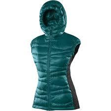 Sierra Designs Pack Trench Amazon Com Sierra Designs Dridown Hooded Vest Spruce Womens