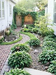 Backyard Design Landscaping Fascinating Pin By Colleen R On Landscape Pinterest Side Yards Rosario And
