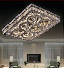 crystal ceiling light fixtures elegant lighting