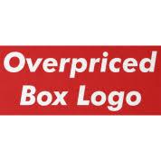 Supreme logo parody