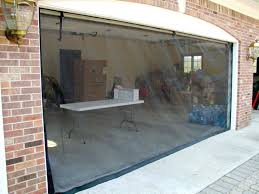 garage door screens retractableGarage Screen Door Lowes Image Of Retractable Garage Door Screens
