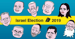 Latest polls: Israel Election 2019 - Haaretz - Haaretz.com
