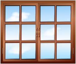 window clipart.  Clipart Brown Window PNG Clip Art Inside Clipart D