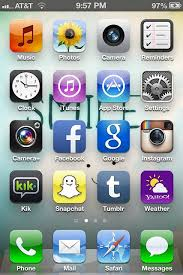 Show us your iPhone 4S home screen Page 162 iPhone iPad