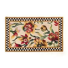 mackenzie childs everlasting rug 339 x 539