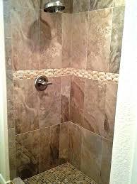 showers shower remodeling ideas bathroom remodel cost tile gray custom tan design photos