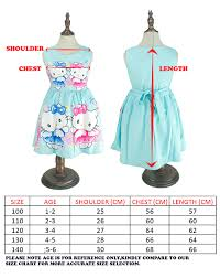 Hello Kitty Size Chart Cy 8266 Disney Princess Dress Hello Kitty