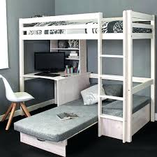 white loft beds with desk underneath high sleeper loft beds with futon sofa desk storage bed inspirations 8 white bunk beds with stairs and desk