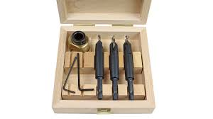 famag drill bit set famag drill bit set with countersink and depth stop